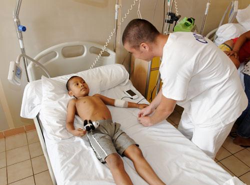 Pédiatrie enfant adolescents à Kourou en Guyane